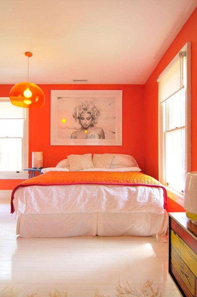 Χρωμάτα που κάνουν το Πορτοκαλί να δείχνει τέλειο σπασμένο και καθαρό λευκό