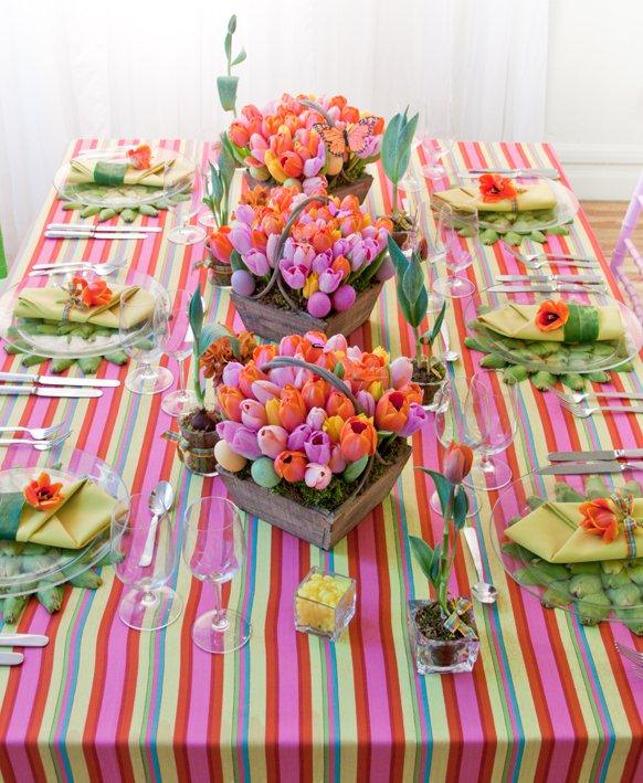 ιδέες Διακόσμησης για το Πασχαλινό τραπέζι 2