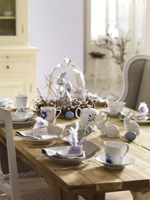 ιδέες Διακόσμησης για το Πασχαλινό τραπέζι 4