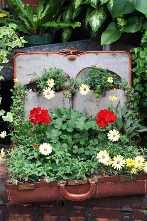 DIY Γλάστρες Κήπου23