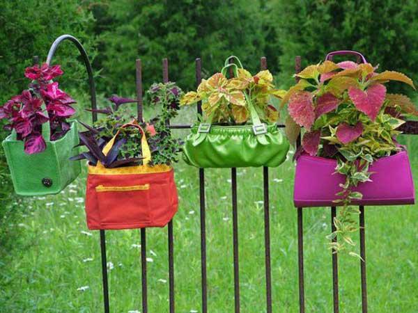 DIY Γλάστρες Κήπου25