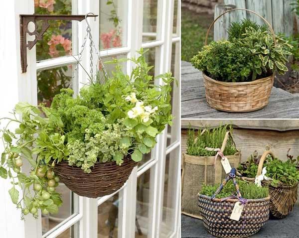 DIY Γλάστρες Κήπου9