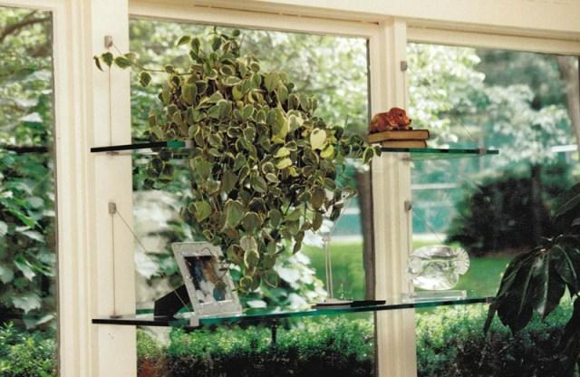 DIY Ιδέες Βότανο κήπων Παραθύρων για την κουζίνα σας2