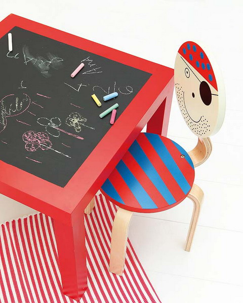 DIY διακοσμήσεις για παιδικά δωμάτια10