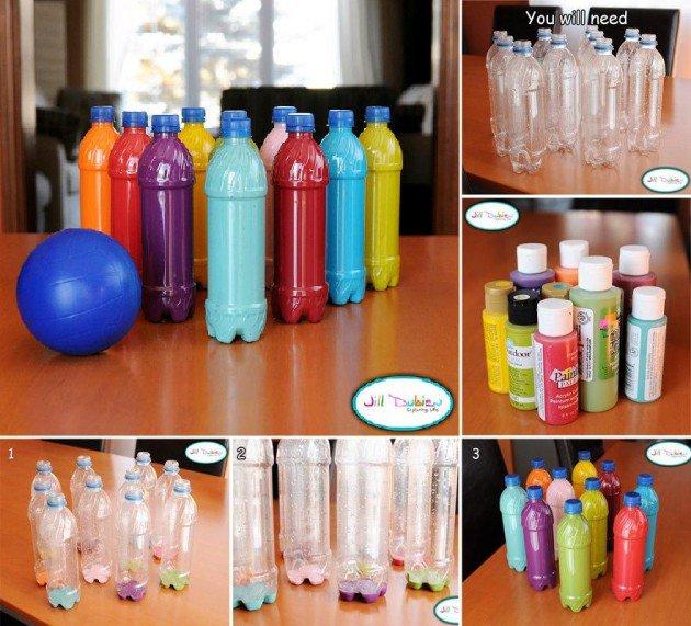 Diy ιδέες για την επαναχρησιμοποίηση πλαστικών μπουκαλιών2