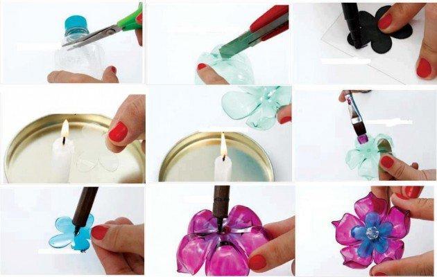 Diy ιδέες για την επαναχρησιμοποίηση πλαστικών μπουκαλιών8