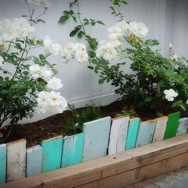 Ιδέες για παρτεράκια στον Κήπο2