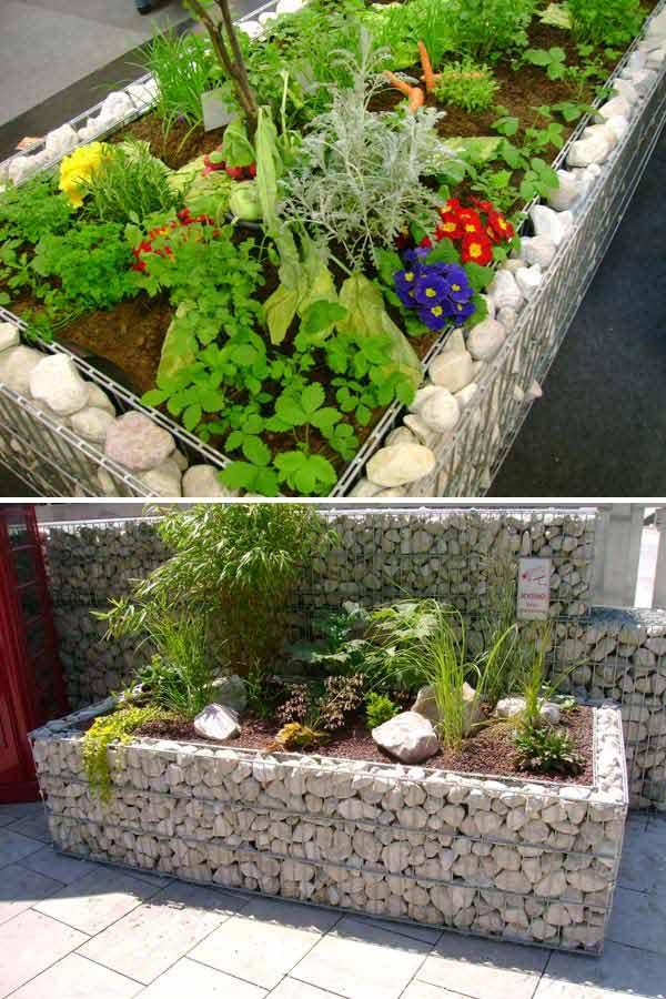 Ιδέες για παρτεράκια στον Κήπο20