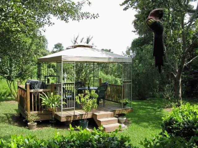 Ιδέες σχεδιασμού ξύλινης πέργκολας6