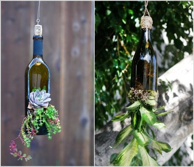 DIY ιδέες για κρεμαστές γλάστρες10