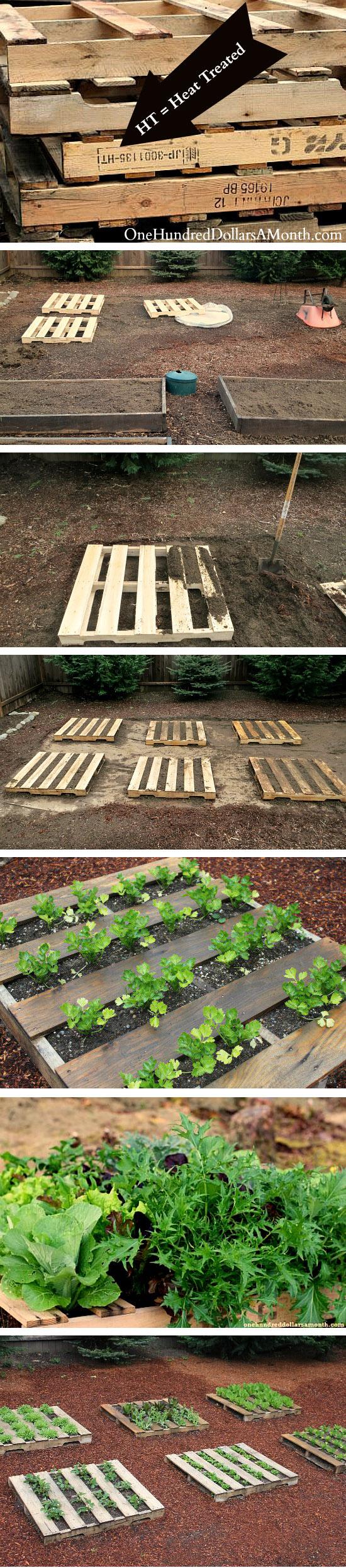 Επαναχρησιμοποίηση παλετών για μικρές καλλιέργειες1