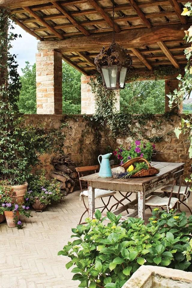 ιδέες για να φέρετε τη γεύση της Τοσκάνης στο σπίτι σας12