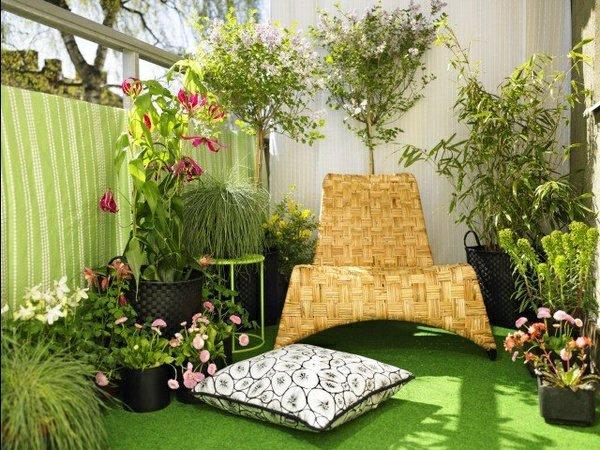 σχεδιαστικές ιδέες μπαλκονιού με φυτά15