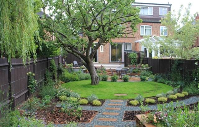 Ιδέες για μικρούς κήπους10