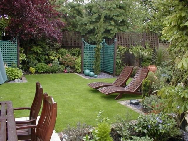 Ιδέες για μικρούς κήπους18