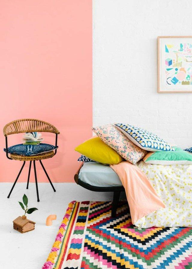 Χρώμα σχεδιαστικές ιδέες για ένα λαμπερό σπίτι1