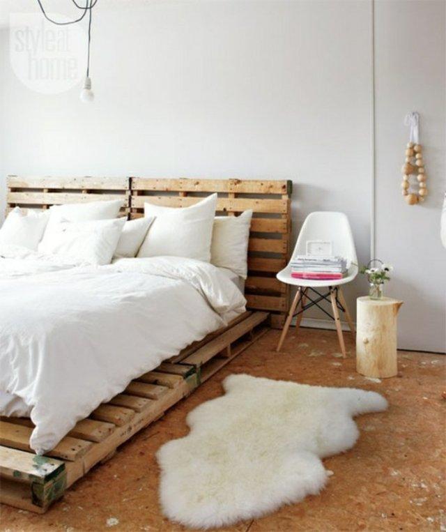 Ιδέες με ξύλινες παλέτες16