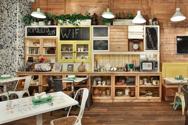 Ιδέες με ξύλινες παλέτες76