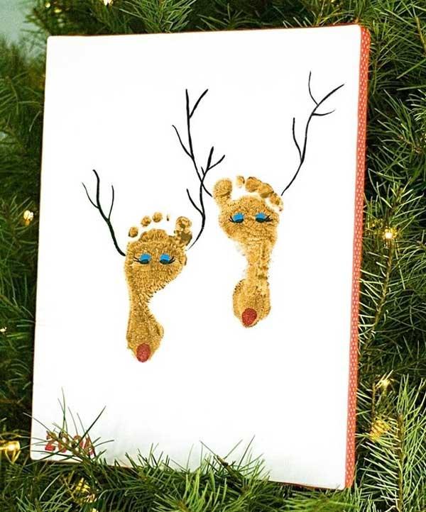 DIY Χριστουγεννιάτικες διακοσμήσεις14