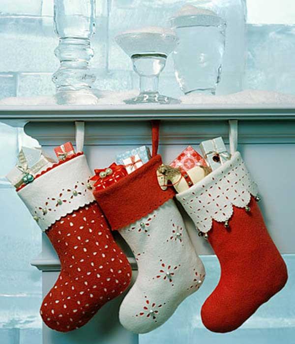 DIY Χριστουγεννιάτικες διακοσμήσεις22
