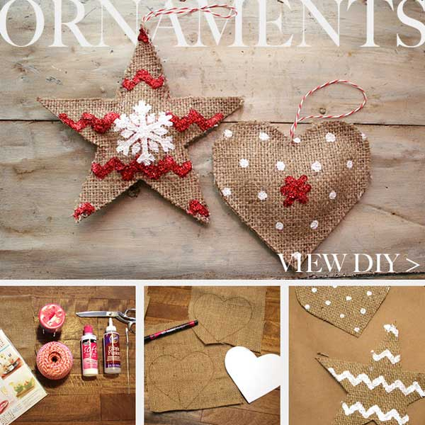 DIY Χριστουγεννιάτικες διακοσμήσεις25