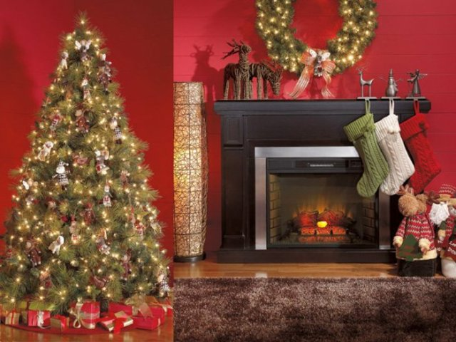 Χριστουγεννιάτικες ιδέες διακόσμησης41