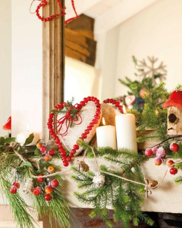 Χριστουγεννιάτικες ιδέες διακόσμησης7