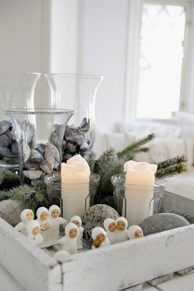 Χριστουγεννιάτικος στολισμός σε σκανδιναβικό στυλ33