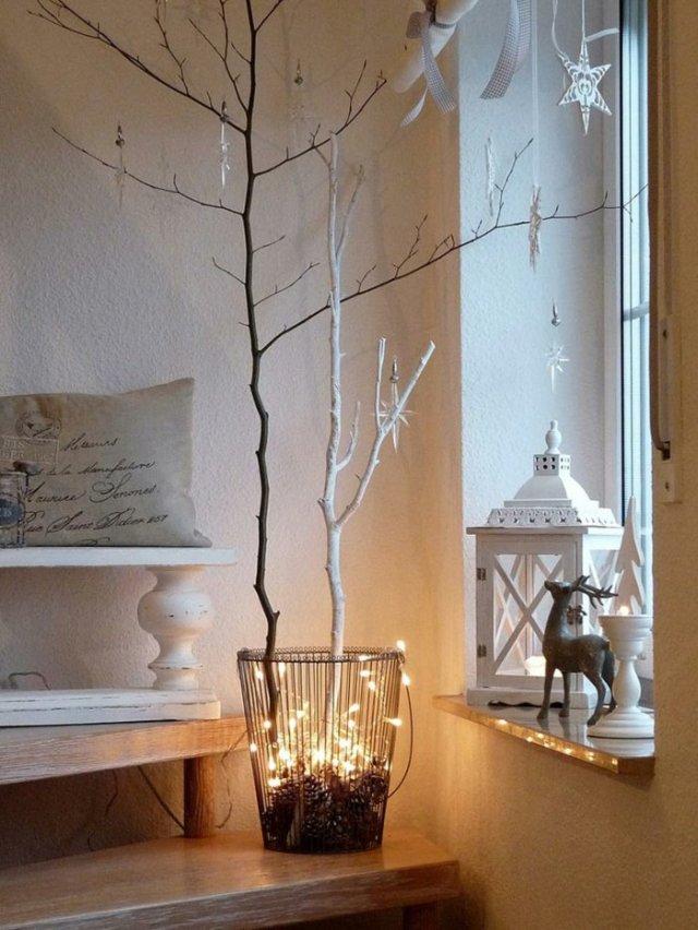 Χριστουγεννιάτικος στολισμός σε σκανδιναβικό στυλ4