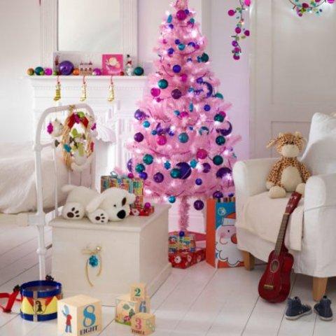 χριστουγεννιάτικες ιδέες διακόσμησης για τα δωμάτια των παιδιών3