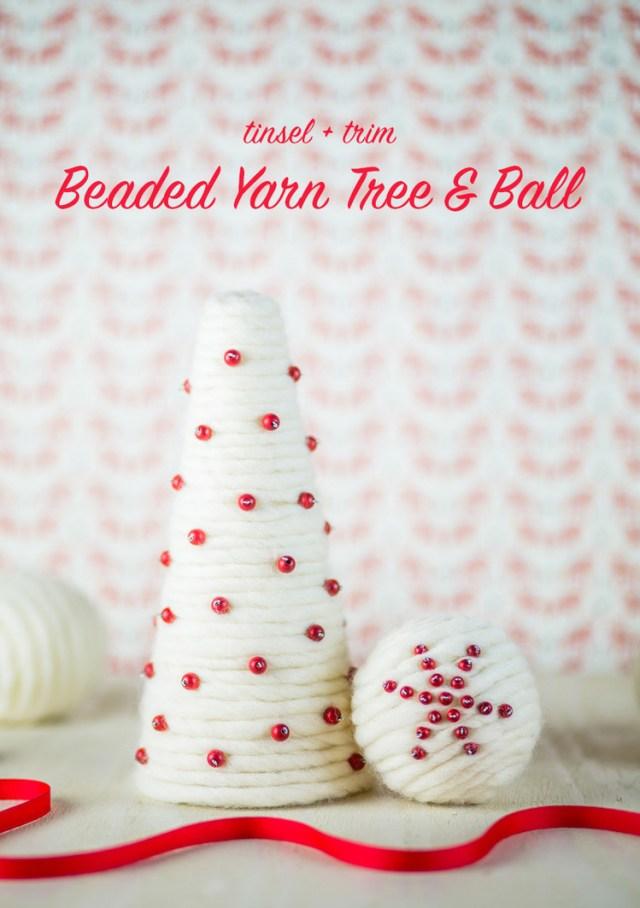 DIY διακοσμήσεις Χριστουγέννων7