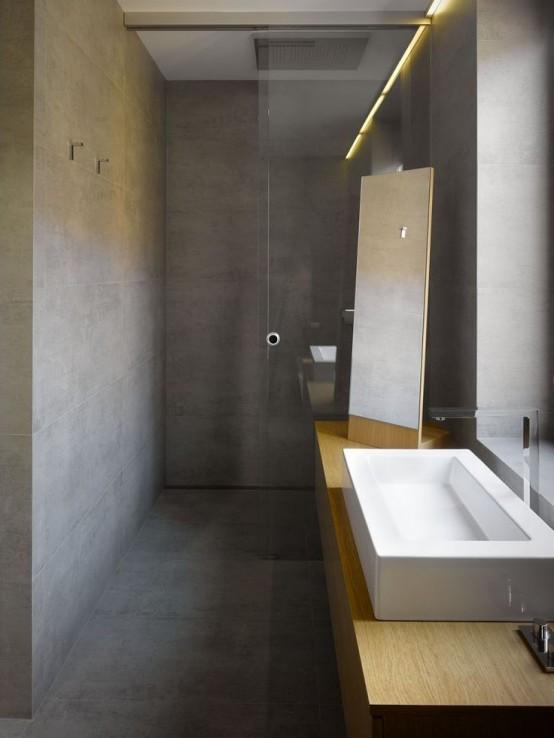 Μπετόν στο μπάνιο ιδέες15