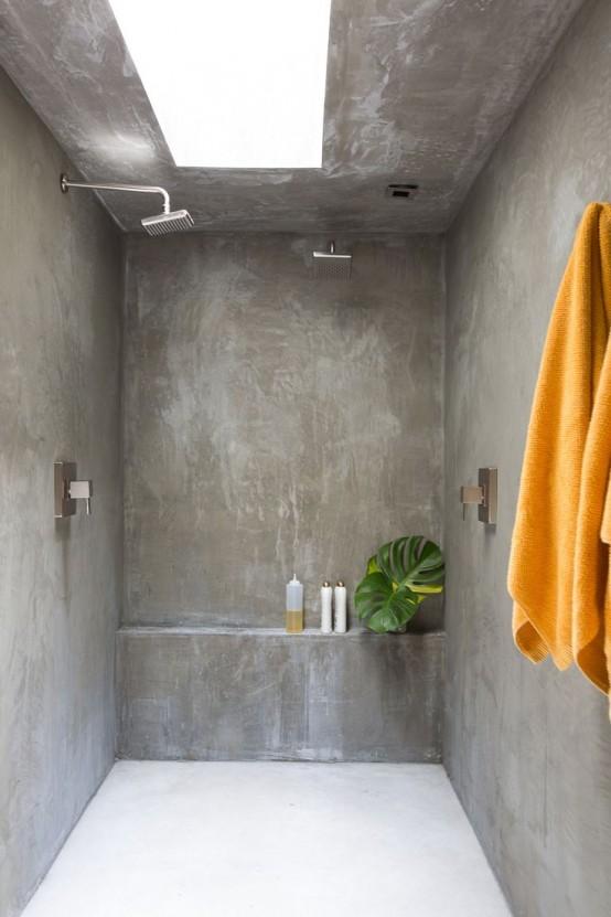 Μπετόν στο μπάνιο ιδέες18