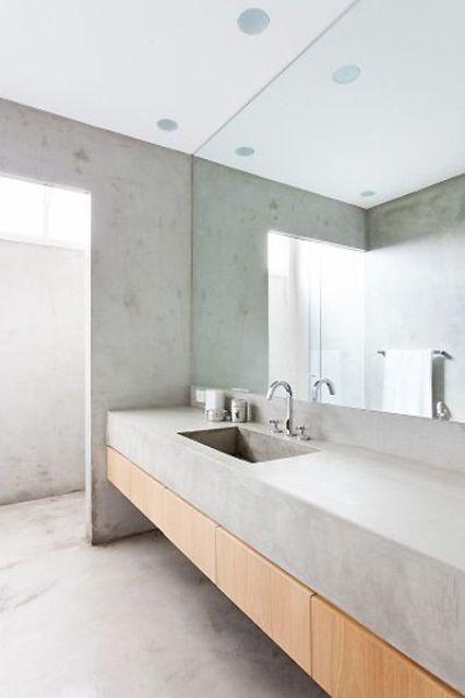 Μπετόν στο μπάνιο ιδέες35