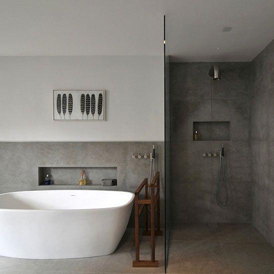 Μπετόν στο μπάνιο ιδέες8