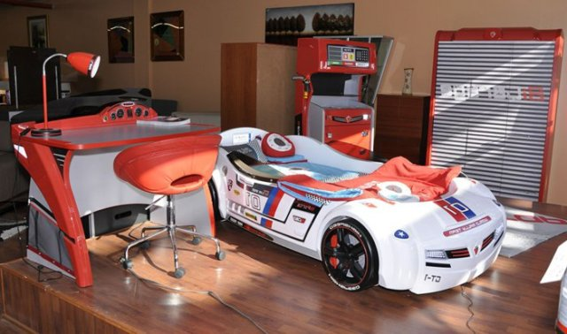 Car beds for your child's room1