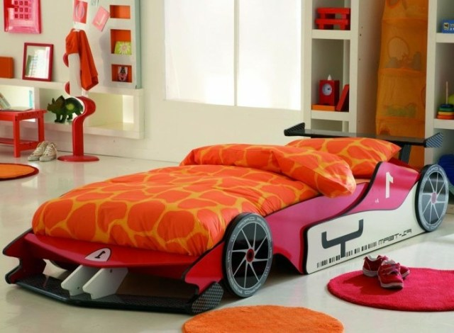 Car beds for your child's room11