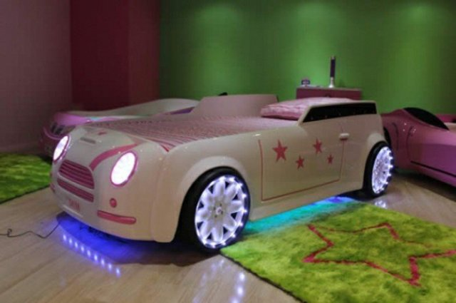 Car beds for your child's room20