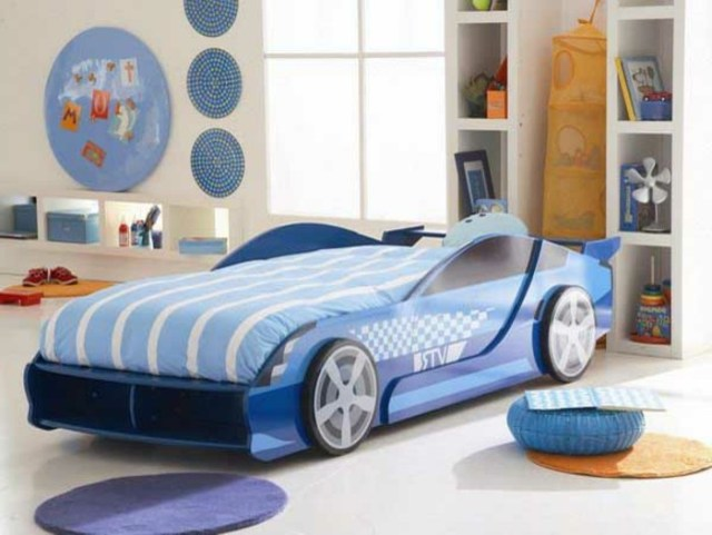 Car beds for your child's room25