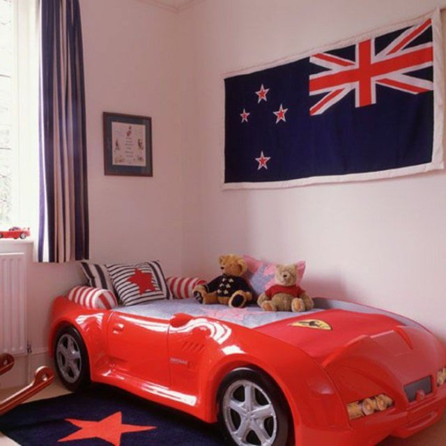 Car beds for your child's room30