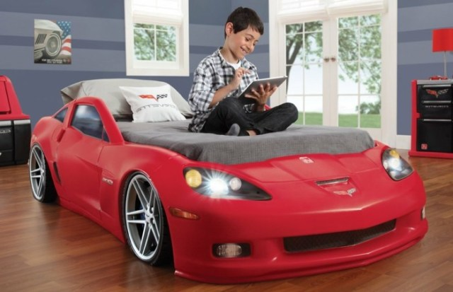 Car beds for your child's room33
