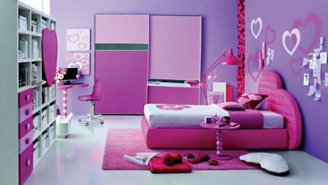 ιδέες για κοριτσίστικα δωμάτια10
