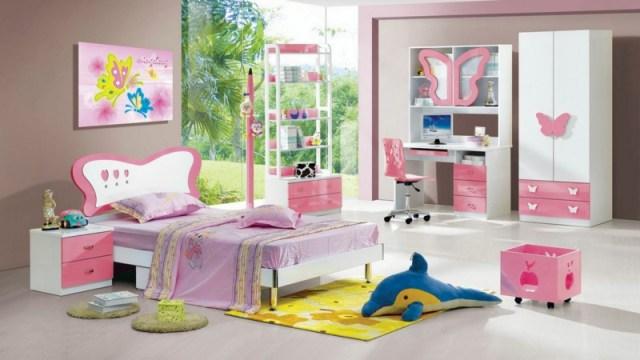 ιδέες για κοριτσίστικα δωμάτια8