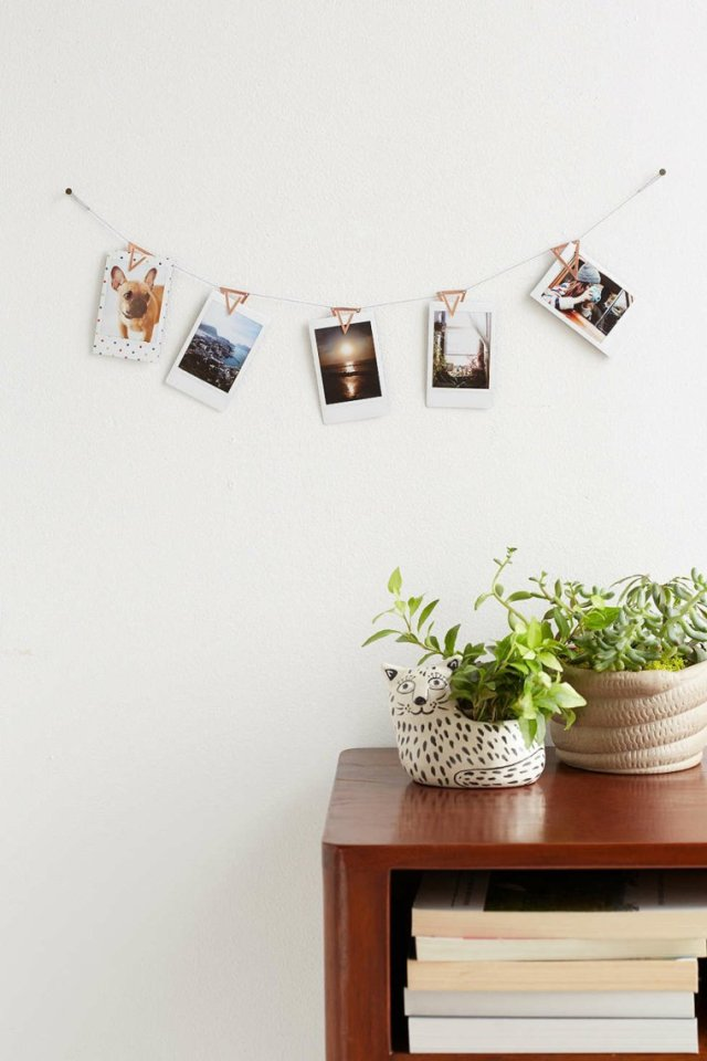 creative ideas to display pictures6