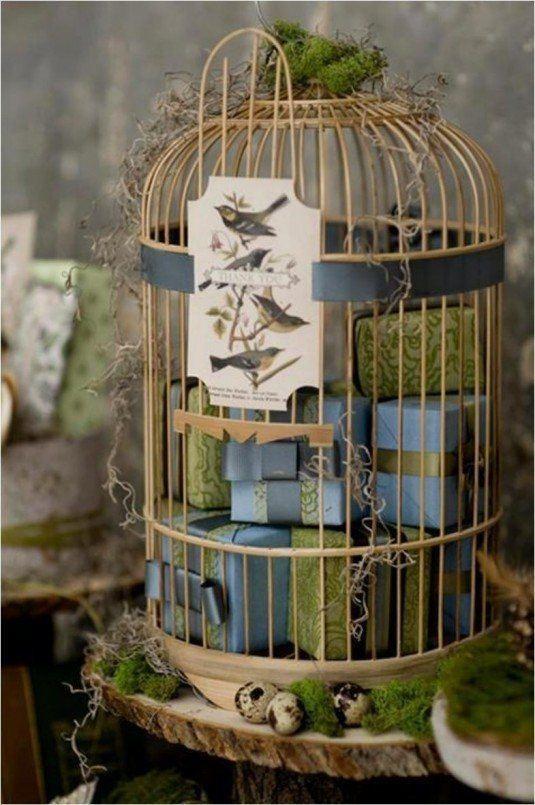 κλουβιά πουλιών στην εσωτερική διακόσμηση21