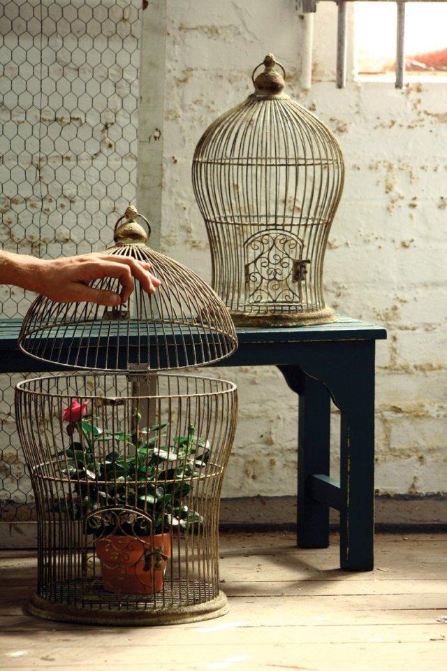 κλουβιά πουλιών στην εσωτερική διακόσμηση26