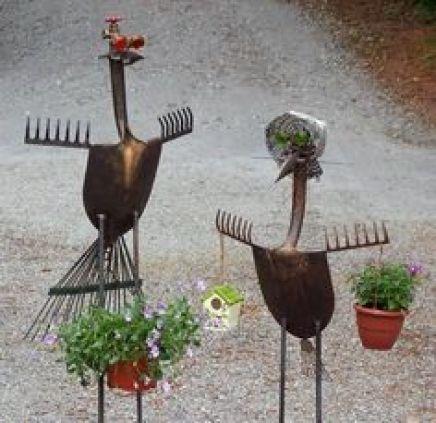 παλιά εργαλεία σε διακοσμητικά κήπου14