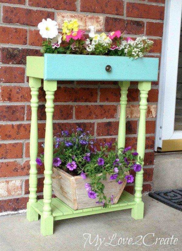DIY διακοσμήσεις κήπου12