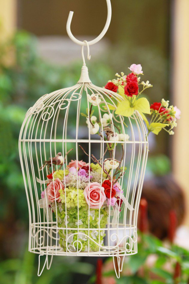 DIY διακοσμήσεις κήπου13