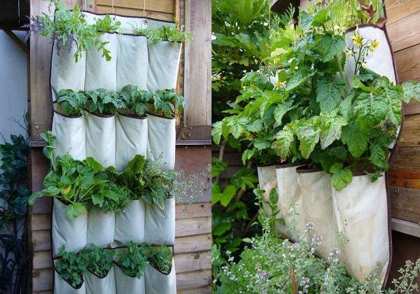 DIY ιδέες γλάστρας από οικιακά είδη10